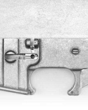 80% Forged Lower Receiver for ARs