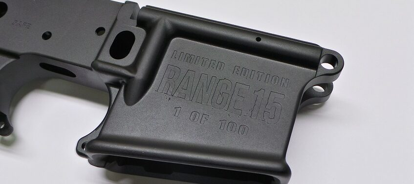 Range 15 Lower Receiver